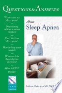Questions   Answers About Sleep Apnea