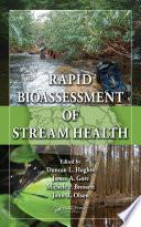 Rapid Bioassessment Of Stream Health Book PDF