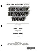The Macroeconomy Today Book