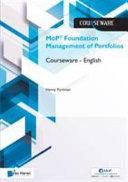 MoP(R) Foundation Management of Portfolios Courseware - English