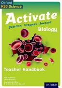 Activate  11 14  Key Stage 3   Activate Biology Teacher Handbook