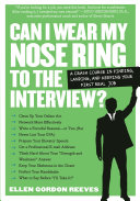 Can I Wear My Nose Ring to the Interview? Pdf/ePub eBook