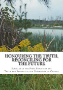 Honouring the Truth  Reconciling for the Future