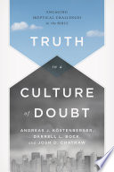 Truth In A Culture Of Doubt Book PDF