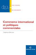 Pdf Commerce international et politiques commerciales Telecharger