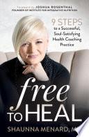 Free to Heal Book