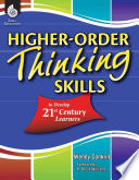 Higher Order Thinking Skills to Develop 21st Century Learners Book
