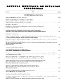 Revista Mexicana de Ciencias Geol  gicas