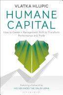 Pdf Humane Capital