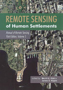 Remote Sensing of Human Settlements Book