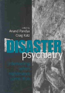 Disaster Psychiatry