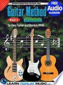 Progressive Guitar Method   Book 2