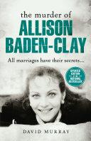 The Murder of Allison Baden-Clay Pdf