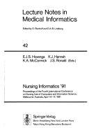 Nursing Informatics '91