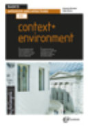 Basics Interior Architecture 02: Context & Environment