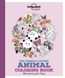 The World s Cutest Animal Colouring Book