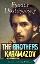 The Brothers Karamazov  Classic Unabridged Edition