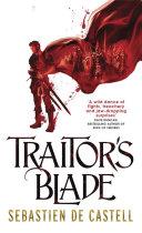 Traitor's Blade Book