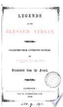 Legends of the Blessed Virgin Pdf/ePub eBook