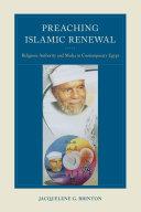 Preaching Islamic Renewal