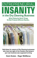 Pdf Entrepreneurial Insanity in the Dry Cleaning Business