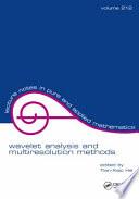 Wavelet Analysis and Multiresolution Methods