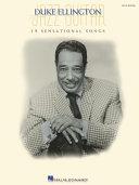 Duke Ellington for Jazz Guitar (Songbook) Pdf/ePub eBook
