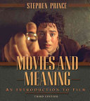Movies and Meaning Book