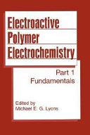 Electroactive Polymer Electrochemistry Book