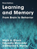 Cover of Learning and Memory