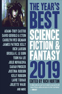 The Year s Best Science Fiction   Fantasy 2019 Edition