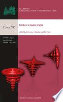Frontiers in Modern Optics Book