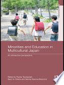 Minorities And Education In Multicultural Japan