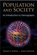 Population and Society: An Introduction to Demography - Seite 407