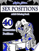 Sex Position Coloring Book (Nights Edition)