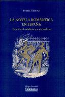 La novela romántica en España