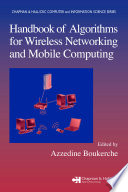 Handbook of Algorithms for Wireless Networking and Mobile Computing Book