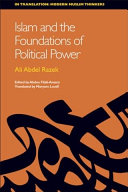 Islam and the Foundations of Political Power