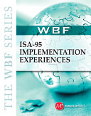 ISA 95 Implementation Experiences