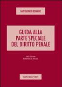 Guida alla parte speciale del diritto penale