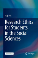 Research Ethics for Students in the Social Sciences [Pdf/ePub] eBook
