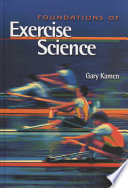 Cover of Foundations of Exercise Science