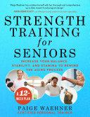 Pdf Strength Training for Seniors Telecharger