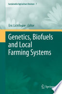 Genetics  Biofuels and Local Farming Systems