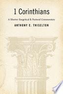First Corinthians Book PDF