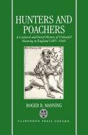 Hunters and Poachers