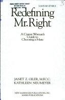 Redefining Mr  Right