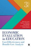 Economic Evaluation in Education