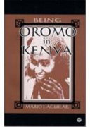 Pdf Being Oromo in Kenya