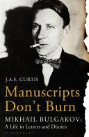 Pdf Manuscripts Don't Burn Telecharger